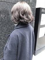 LLAND REI☆ コテ巻き風デジタルパーマ×アディクシーカラー