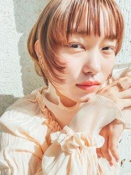 アミ(ami)の写真/『乾かすだけでキマる』amiの似合わせカットはオシャレ女子に大人気☆