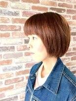 ヘアメイク オブジェ(hair make objet)マッシュボブ
