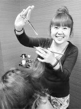 バニラヘアー(Vanilla hair)城間 春奈
