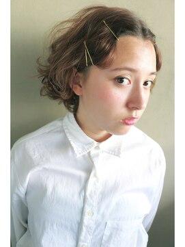 ナヌーク シブヤ(nanuk shibuya)【nanuk】自分でも簡単に♪デイリーに使えるピンアレンジ◇