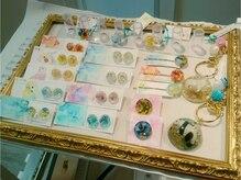 ブリッツ 原宿(BLITZ)の雰囲気(月ごとにアート作品の展示会も開催してます♪)