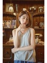 アティック ヘアーデザインアンドリラクゼーション(attic hair design&relaxation)オトナ女子のボブスタイル