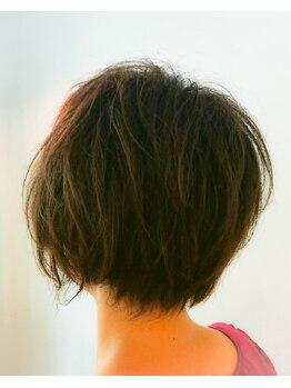 エメ ヘア デザイン(aimer hair design)の写真/ファッションやライフスタイル・髪質に合わせたスタイル提案に定評アリ◎再現性の高いStyleが人気の秘密☆