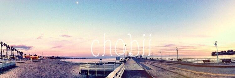 チョビー(Chobii)のサロンヘッダー