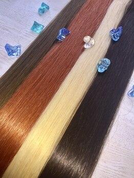 ブリジャール ヘア メリー(Brillar hair merry)の写真/馴染みやすく、毛質も良いと人気のサロンです♪お手頃価格でイメージチェンジ出来ちゃいます!
