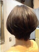 ヘア ルシェ(hair ruscha)ビューティークラシカルボブ♪