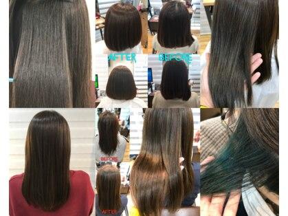 ケアオブヘア キリ(care of hair kiri)の写真