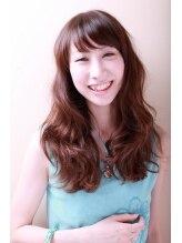 シシ ヘアーデザイン(sisi hair design)ゆるふわナチュラルウェーブ