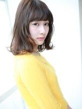 アグ ヘアー レイズ 松井山手店(Agu hair raise)☆大人かわいいセミウェットミディアム☆