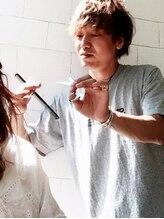 ヘアアンドメイク アーク(Hair & Make Aarc)石井 敏博