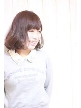 ヘアーサロン アンパス(hair salon UnPaS)unpas.ふわクシュ大人かわボブ!