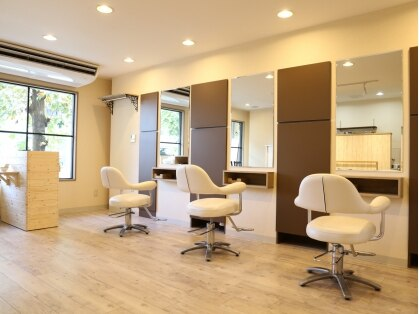 hair salon A