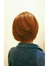 ヘア デザイン ルナ(Hair Design Luna)【Luna】♪前下がりボブ♪
