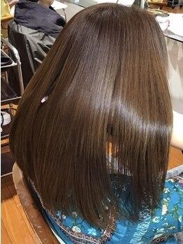 ネクサス アット(NEXUS-at)の写真/【新メニュー☆毛髪改善ケアコース】傷みが気になる方必見!使用後の髪の変化に驚きの声多数◎