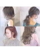 MINT HAIR DESIGN ディレクター☆ウエノアキヒロの世界観☆【こんな雰囲気が好きです】