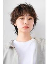 シアン ヘア デザイン(cyan hair design)【cyan】カジュアルショートウルフ