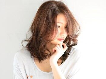 ホッペ(hoppe)の写真/キレイが続くしなやかな髪に。ダメージが気になるあなた…髪と頭皮に優しい《hoppe》のカラーで美しい髪へ