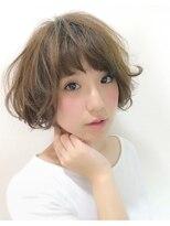 エトネ ヘアーサロン 仙台駅前(eTONe hair salon)【eTONe】フェザーボブ
