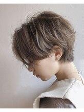 ベル(Belle)美容専門誌の選ぶショートヘアNo1 ★期間限定ショートクーポン有