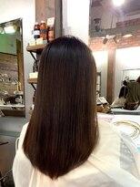 ムード 金沢文庫 hairdesign&clinic mu;d【山崎直樹】 ロングスタイル