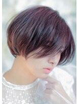 オゥルージュ(Au-rouge noma)【aurouge noma 石井美紗紀】ラベンダーピンク×ポイントカラー