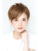 ヘアーメイク リアン 新田辺店(Hair Make REAN)◆REAN 京田辺/新田辺◆ミセスの明るめベリーショート
