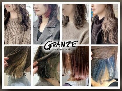 グランジュ 心斎橋店(granze)の写真
