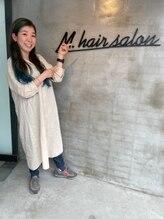 エムドットヘアーサロン(M. hair salon)澤田 早希