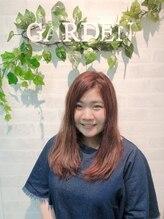 ヘアアンドビューティ ガーデン ベルモール店(HAIR AND BEAUTY GARDEN)山口 彩綾