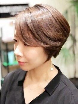 プランタンフローリア(Froria printemps)の写真/『くせ毛で広がる、髪の量が多い・・・』自分の髪へのマイナスイメージはプランタン・フローリアにお任せ!