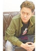 ヘアーサロン エール 原宿(hair salon ailes)(ailes 原宿)style41三代目臣くん風ワイルドショート
