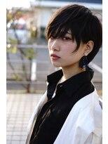 サラビューティーサイト 志免店(SARA Beauty Sight)大人っぽく決まるクールショートスタイル