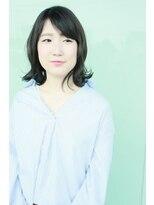 リトル アイズミ バイ ヴィーヴル(little aizumi by BIVRE)【little鈴江】暗髪アッシュ