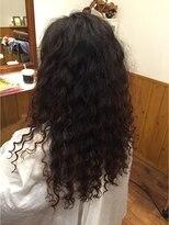 テトラ ヘアー(TETRA hair)ハードスパイラルパーマ