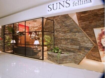 サンズフェッリーナ(SUNS fellina)の写真