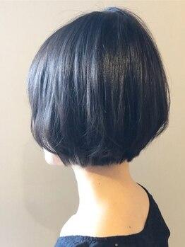 ココリュビ(COCO RUBIS)の写真/つむじや前髪割れ・ボリューム・生え癖・ぺたんこetc諦めていませんか?《エンジェリックケア》で髪質改善!