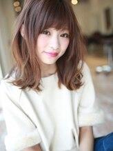 アグ ヘアー ノード 広島店(Agu hair nord by alice)☆モテワンカールセミディ☆