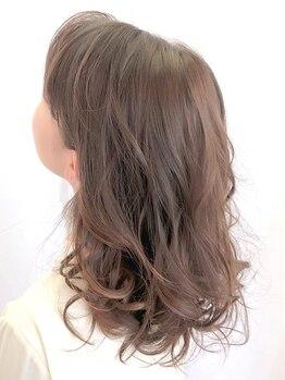 ディオールオブヘアーの写真/【360度キレイがキマる!】SNSでも話題沸騰のTOKIOトリートメントあり★髪質ケアを叶え隙のない美髪へ…◎