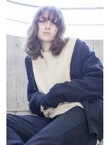 ヘアサロン ガリカ 表参道(hair salon Gallica)『ブルージュ&似合わせカット』小顔外国人風ヴェールウェーブ