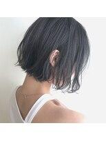 【イルミナカラー】ネイビーアッシュ