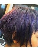 ヘアデザイン ダブル(hair design Double)ダブルカラーで夏カラー☆