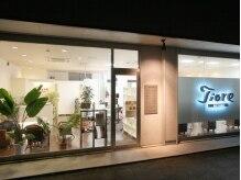 ティアレヘアーメイクス 太田店(Tiare hair makes)の雰囲気(大きなガラスで開放的☆店舗内にネイルスペースオープン♪)