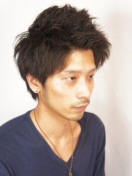 ヘアアート ル シエル(Hairart Le ciel)の写真/似合わせカット×ヘッドスパで清潔感のある好印象スタイル!ヘッドスパに特化し、様々な髪のお悩みを解決!