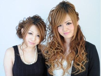 ヘアセットサロンスキーター 中区栄錦店(HAIR SET SALON SKEETER)の写真