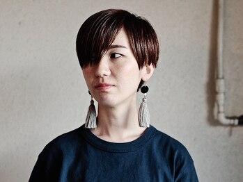 オリジネイト(ORIGINATE)の写真/《自慢の技術力》シンプル+αの遊び心のあるデザイン。再現性の高いStyle提案で扱いやすいヘアが叶う◎