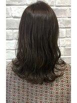 ヘアメイク アプト モカレーベル(HAIR MAKE apt mocalabel)ブリーチなし透明感