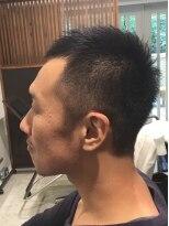 【coma中野】王道シンプル刈り上げスタイル