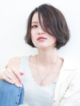ユイマァル 連島店(YUIMARL)大人ショートボブ☆