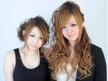 ヘアセットサロンスキーター 中区栄錦店(HAIR SET SALON SKEETER)の雰囲気(人気stylist川尻によるヘアカタはインスタで公開@yukino2.6)